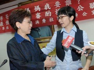 陶晶莹开公听会挺贾静雯称法官判决不公道(图)