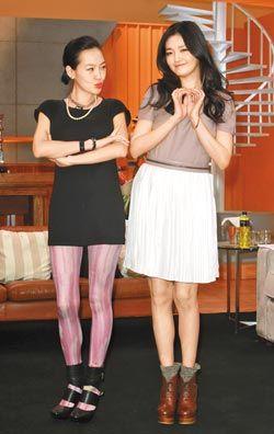 杜达雄2016全见图-新浪娱乐讯 日前,大小S   姐妹一同做客台湾谈话类节目《我们一家访
