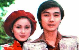 1976年,刘松仁与当时丽的花旦李影低调谈恋爱,两人连合照都不多。