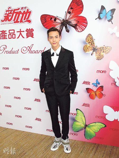 陈伟霆表示不会学黄晓明那样高调展现幸福。