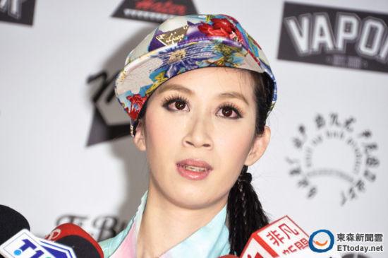 女模李蕙钧因撞脸陈汉典爆红