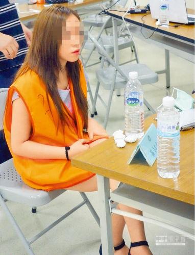 """台""""移民署""""3日宣布破获色情应召站集团,逮捕负责人吴宗翰等24名成员。图片来源:台湾《中时电子报》"""
