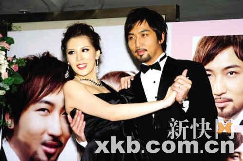 胡瓜女儿小祯与李进良6月6日晚在台北举行简单隆重 ...