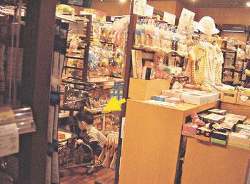 组图:张柏芝带Lucas逛超市见偷拍者乘车速逃