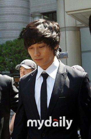 涉毒韩星朱智勋确定2月2日参军服役两年