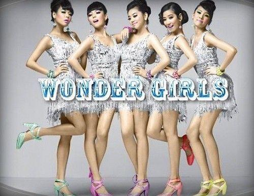 韩娱每周一星:WonderGirls全面回归人气爆棚