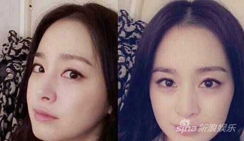 """金泰熙""""韩国最美女星排行""""排名第一。"""