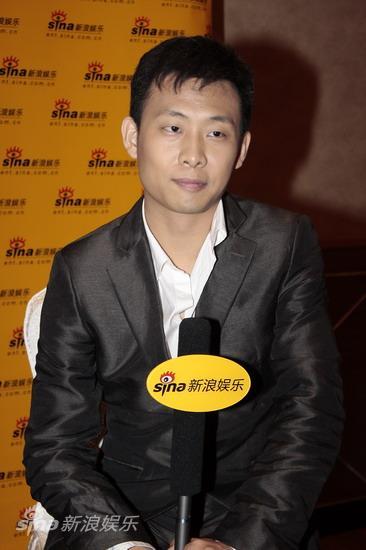 张译透露担任双年会主持人常在博客中呼吁环保
