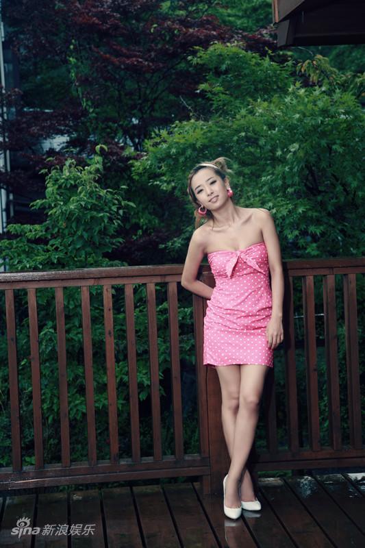 SARA可爱粉色装