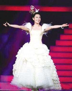 刘若英当上新娘 图TP