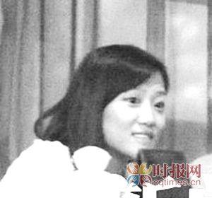 女孩与TVB前主播张芊芊相貌酷似