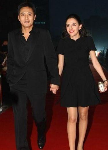 刘烨与老婆安娜