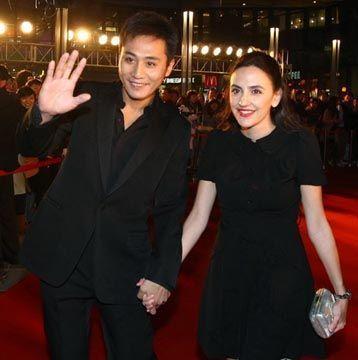 刘烨与法国妻子安娜