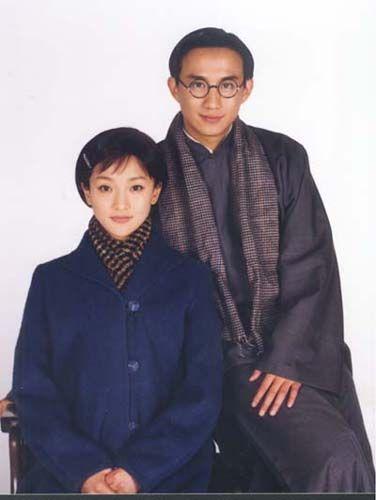 《人间四月天》中周迅和黄磊扮演的林徽因和徐志摩