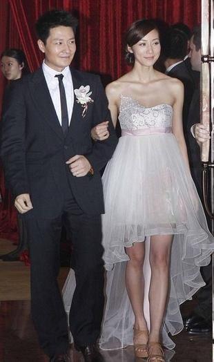 韩雪李宗翰曾在陈龙章龄芝婚礼上担任伴娘伴郎