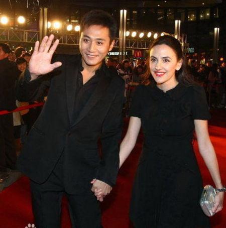 刘烨和法国妻子安娜依斯