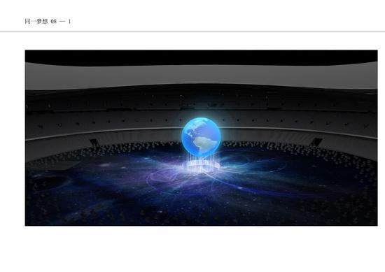 新浪娱乐讯 北京奥运会开幕式演出举世震惊,眩目的色彩、精巧的编排、独特的设计以及高科技含量让全世界看到了一个行进中的中国。就在大家为如此新颖而成功的开幕式感慨赞叹时,又有多少人知道开幕式的形成过程以及设计团队为此付出的努力?8月12日,新浪娱乐独家专访开幕式美术总监韩立勋,一一解密舞台后面的故事。   最喜欢:897个字模的艰难产生   开幕式上呈现出来的内容还不到我们所有创意的20%。韩立勋说,从两年半前开始设计开幕式文艺演出视觉效果,他们整个创意团队提出的设想数不胜数,光点火炬方式就有六七个大的方