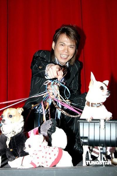 图文:伍佰一次搞定吉娃娃--人比狗难搞