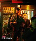 京城三十小时追踪吴镇宇会友人行事低调(组图)
