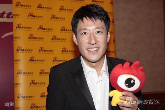 图文:华谊明星汇独家专访--于震与小浪人