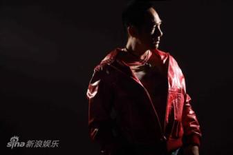 吴镇宇写真红袍出战再现《西风烈》煞气(组图)