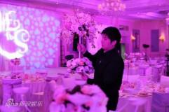 详讯:沙溢胡可办婚礼现场似花海气氛浪漫(图)