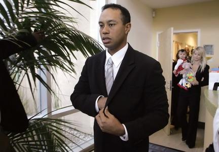 34岁老虎伍兹的罪与罚