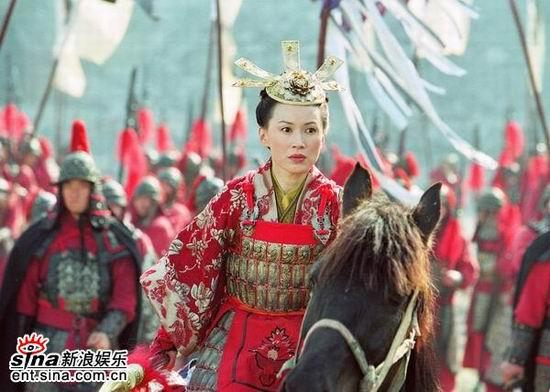 2007网络盛典年度电视剧候选:《少年杨家将》