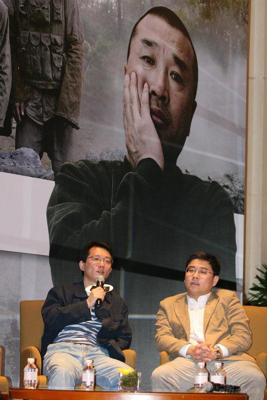 实录:资深主笔王小峰对话康洪雷探讨新剧结果