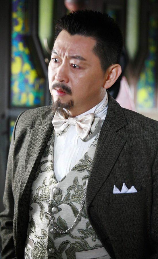 资料:《女儿心》人物--庹宗华饰吕阳明