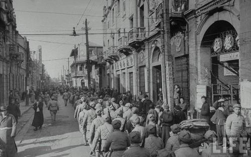 资料:《正道》四段历史大背景--解放战争时期