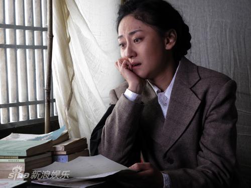 资料图片:《奠基者》演员-李欣伶饰演白莉