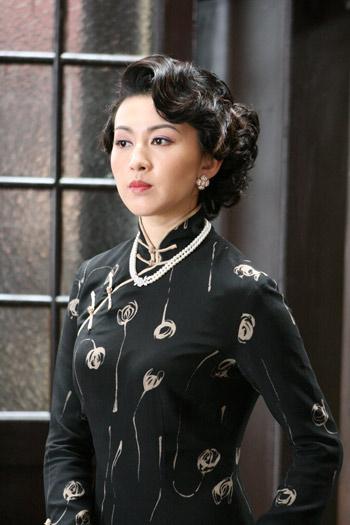 资料图片:《上海迷案-1937》杜敏赫饰演凤人美