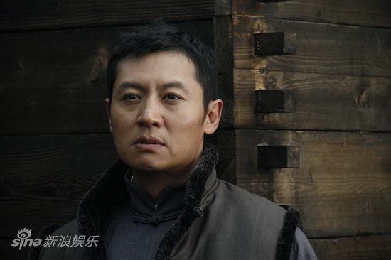 刘大为饰演史东新