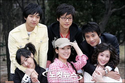 06韩娱年终盘点之十大韩剧-《传闻中的七公主》