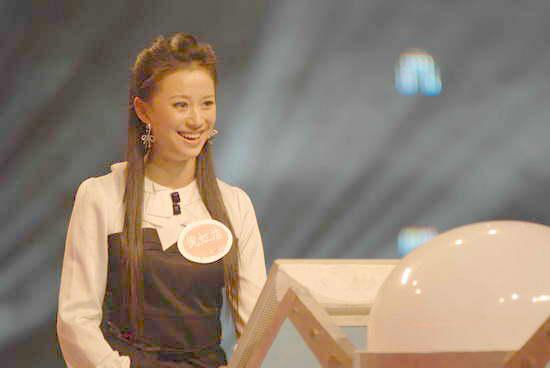 《开心辞典》好戏不断倪虹洁成为首位通关选手