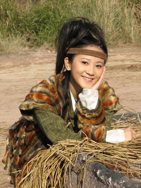 中央电视台与河南电视台重点打造的百集电视剧《少林寺传奇》第一部已图片