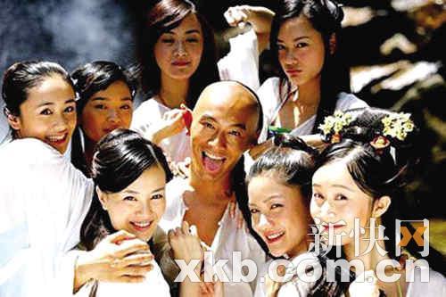 张纪中否认《鹿鼎记》被退《西游记》演员未定