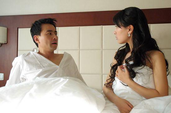 新婚之夜马苏上错了床 《道德底线》天津热播