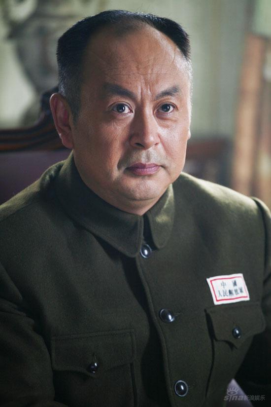 陈毅特型演员谷伟:《东方红》还原元帅风范