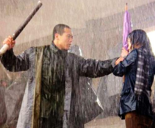 《当爱已成往事》跨年拍摄云翔唐于鸿剧组过年