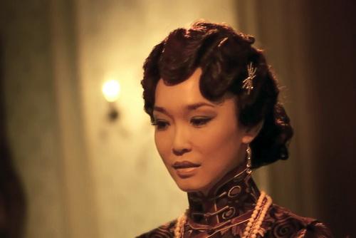 范文芳《金大班》中身着旗袍演绎戏剧人生(图)