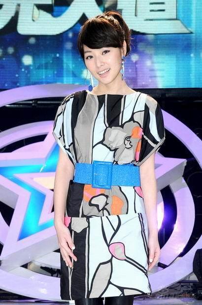 陈怡蓉主持《星光》收视佳每集两万领得心虚