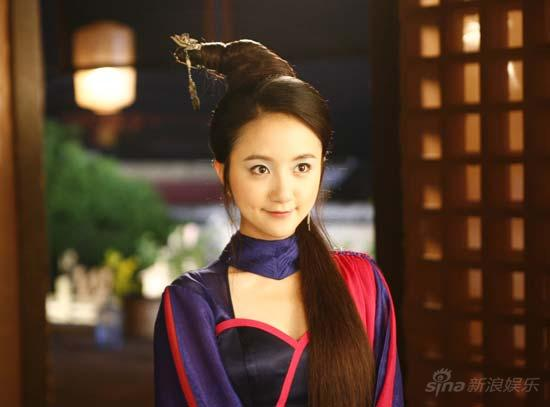 李倩出演千年山妖《天师钟馗》斗法欧阳震华
