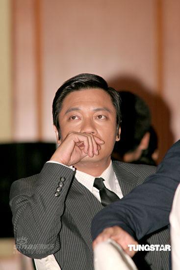 """刘烨罗嘉良演绎""""男儿本色""""遗憾没有对手戏"""