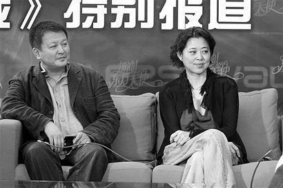 倪萍第九次牵手杨亚洲化身《蝴蝶》避谈感情
