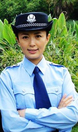 《缉毒先锋》热播杨童舒被缉毒警察感动