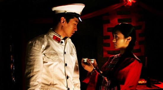 《秘密列车》刘芸嫁周杰婚礼落泪似琼瑶女主角