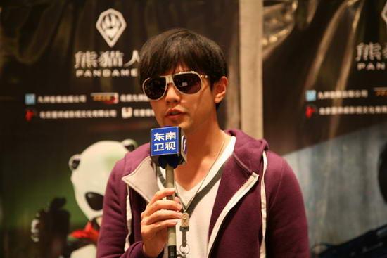 《熊猫人》杀青周杰伦:够拍好几部电影了(图)
