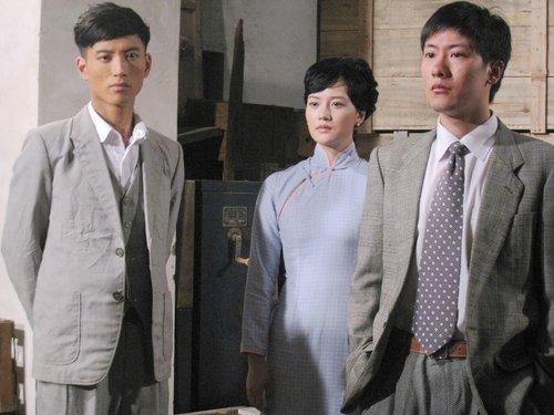 《开国前夜》张峻宁再现《潜伏》中的男版翠萍